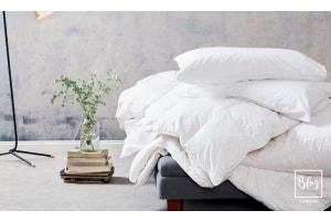 ¿Cómo guardar tu ropa de cama de invierno?