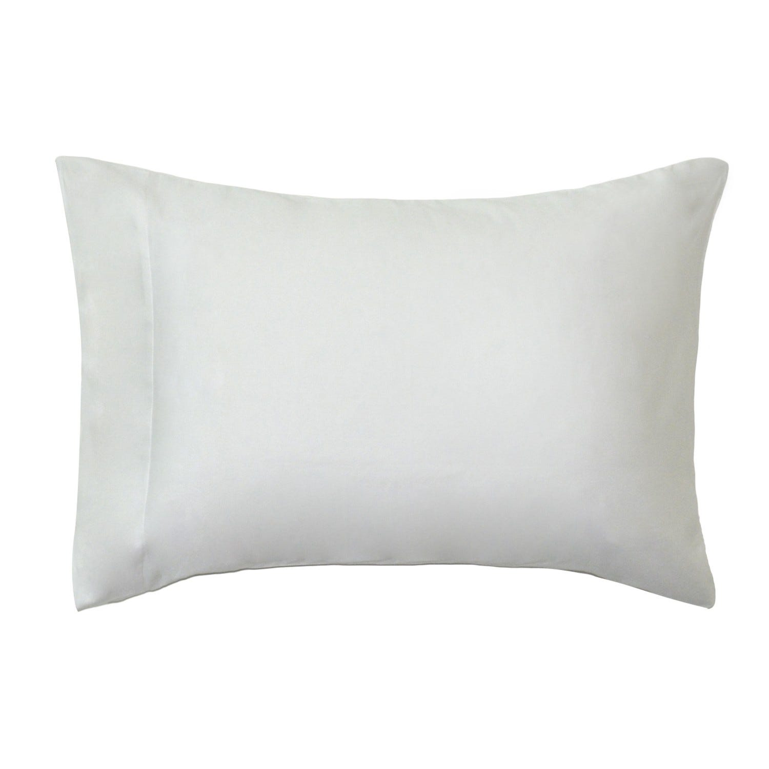 Set 2 Fundas almohada 52x91 Blanco