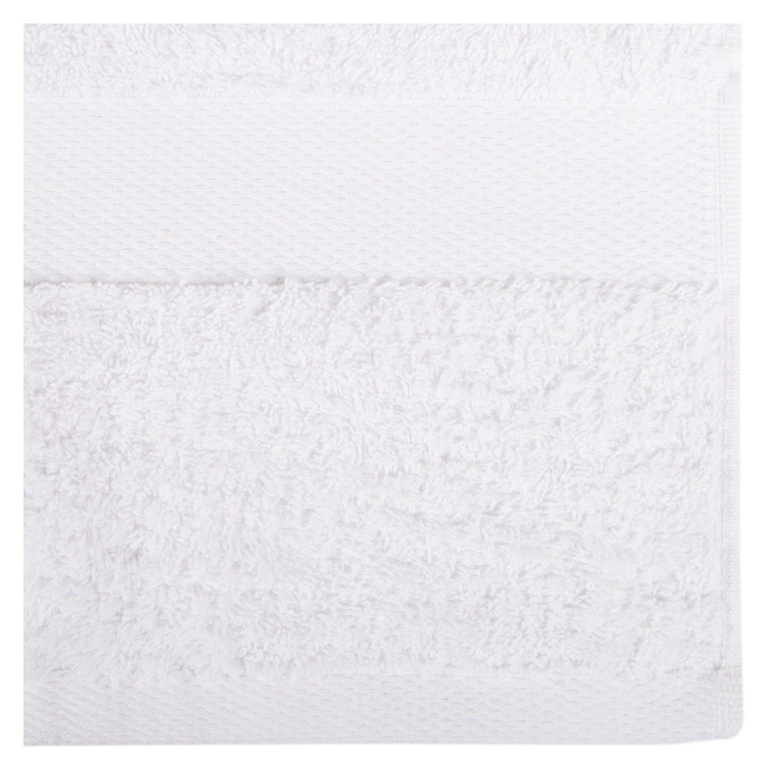 Sabana de bano 500 grs Blanco 90x170 cms