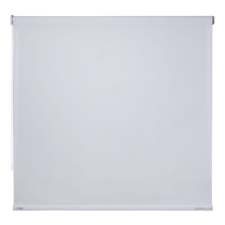 Cortina Sunscreen 5% Blanco 75x250cm