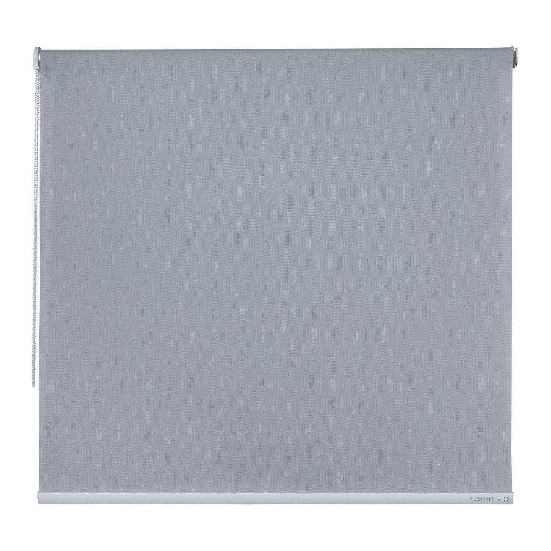 Cortina Sunscreen 5% Plata 90x250cm