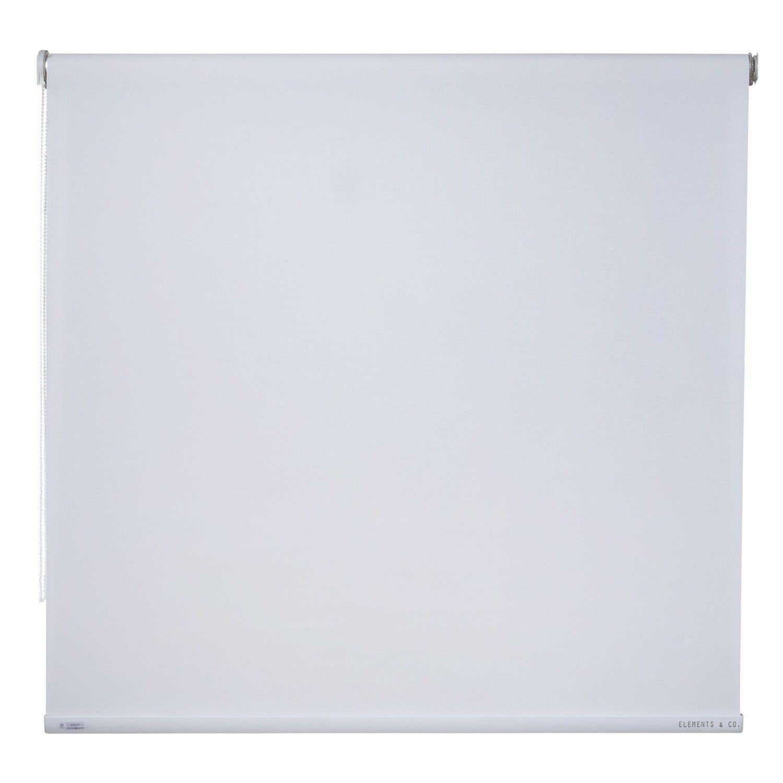 Cortina Sunscreen 3% Blanco 150X250cm
