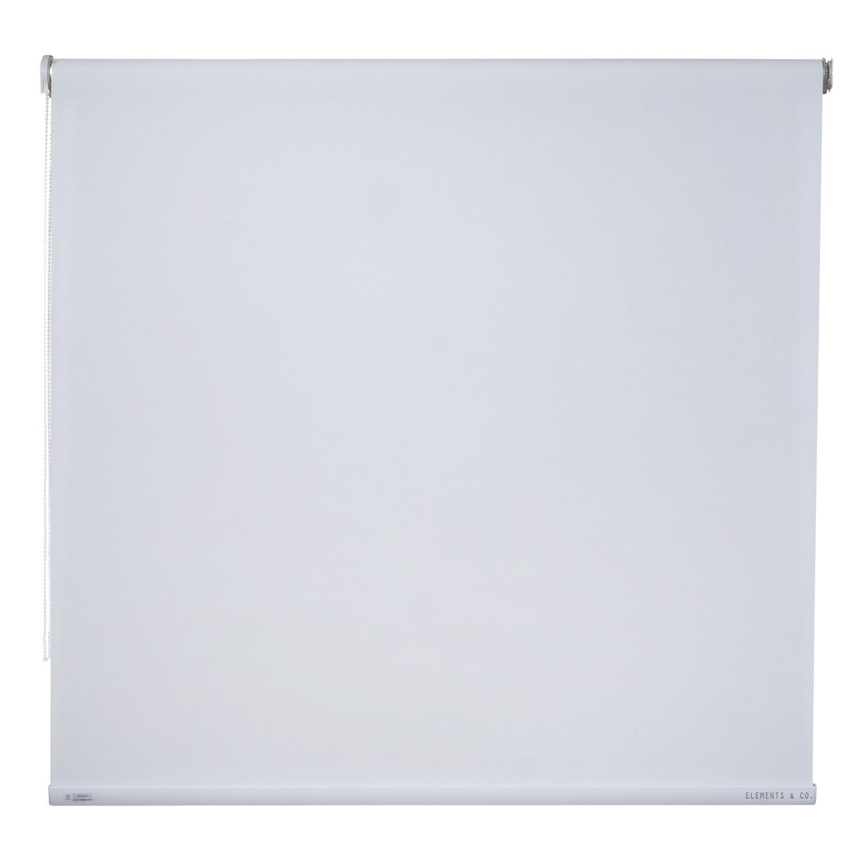 Cortina Sunscreen 3% Blanco 90X250Cm