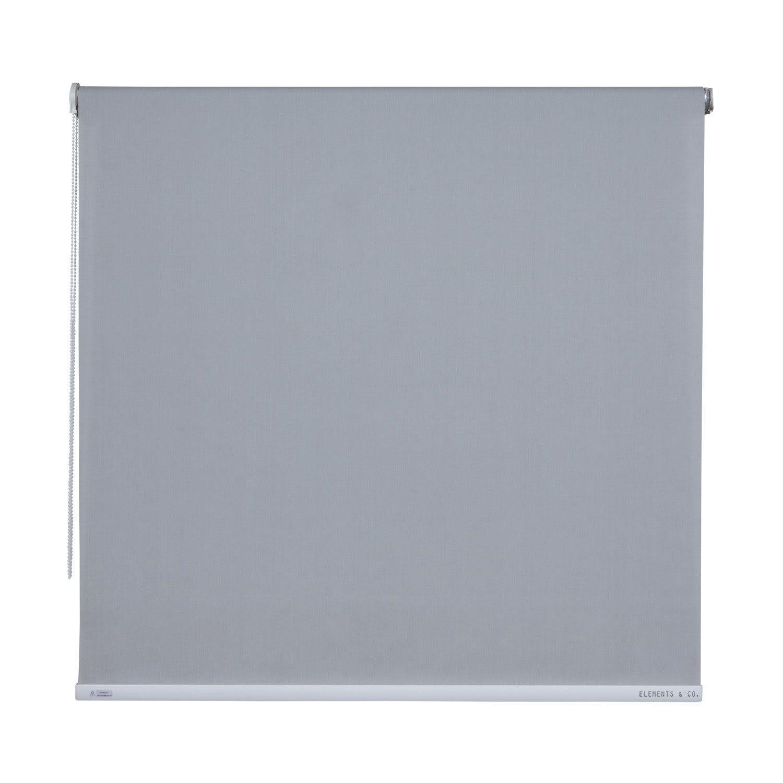 Cortina Sunscreen 3% Plata 90x250cm