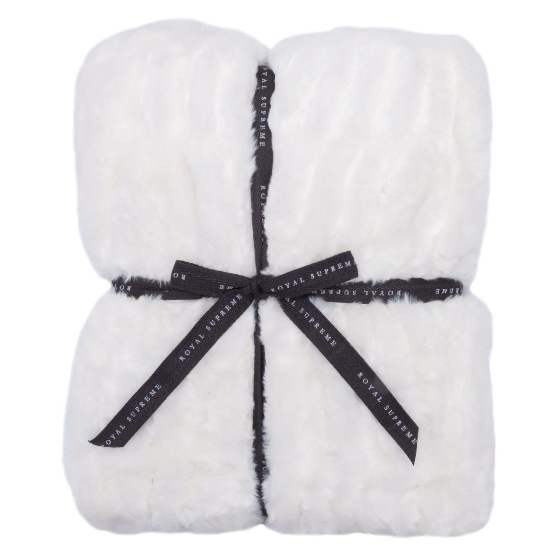 Manta 127X152 Snowy White