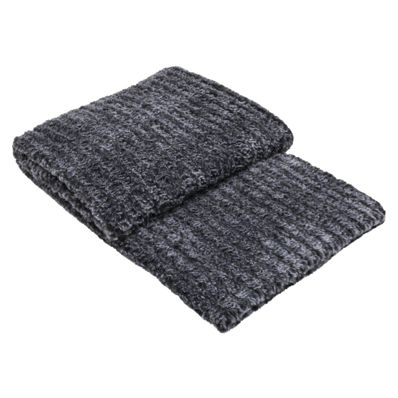 Manta 127x152 Knitted Gray