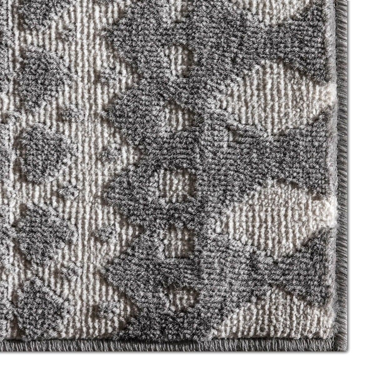 Alfombra Heatset Gris 133X180cm