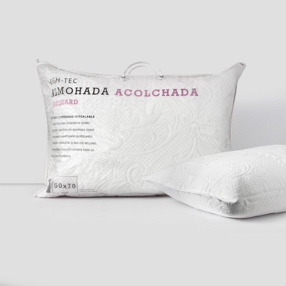 Almohada Microfibra 50x70cm