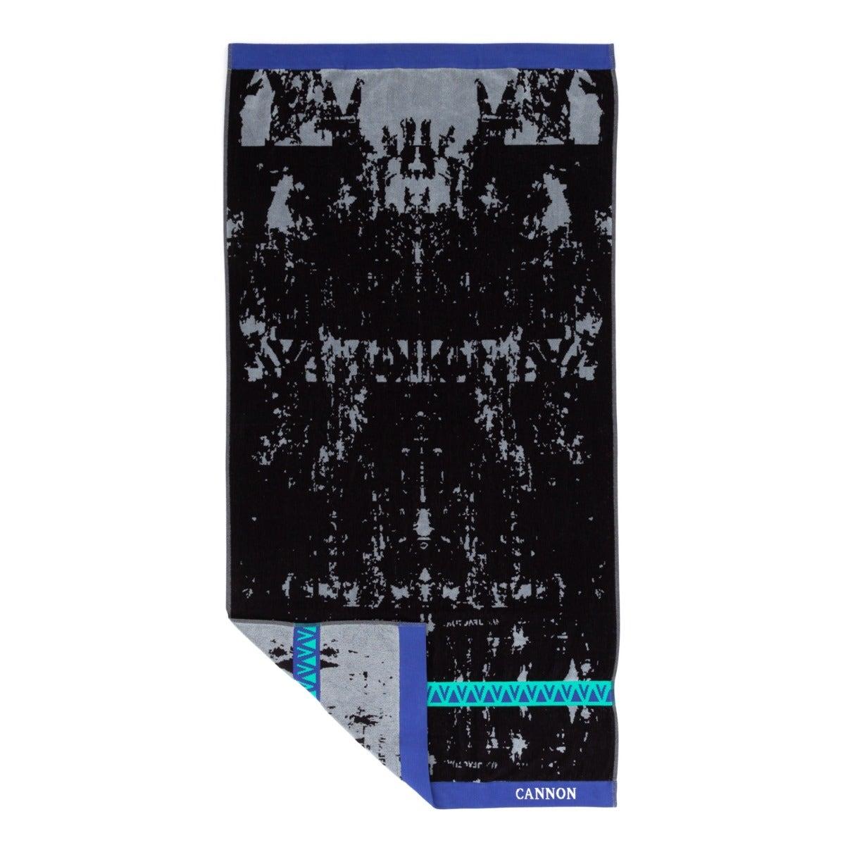 TOALLA PLAYA JACQUARD 80x160