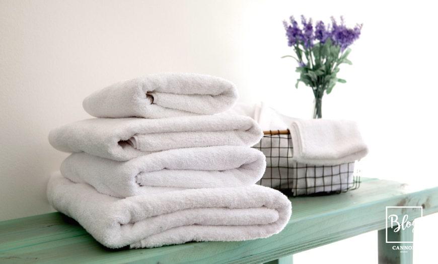 ¡Como cuidar tus toallas!