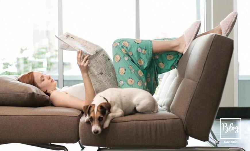 ¡Las mejores maneras de relajarse al llegar a casa!