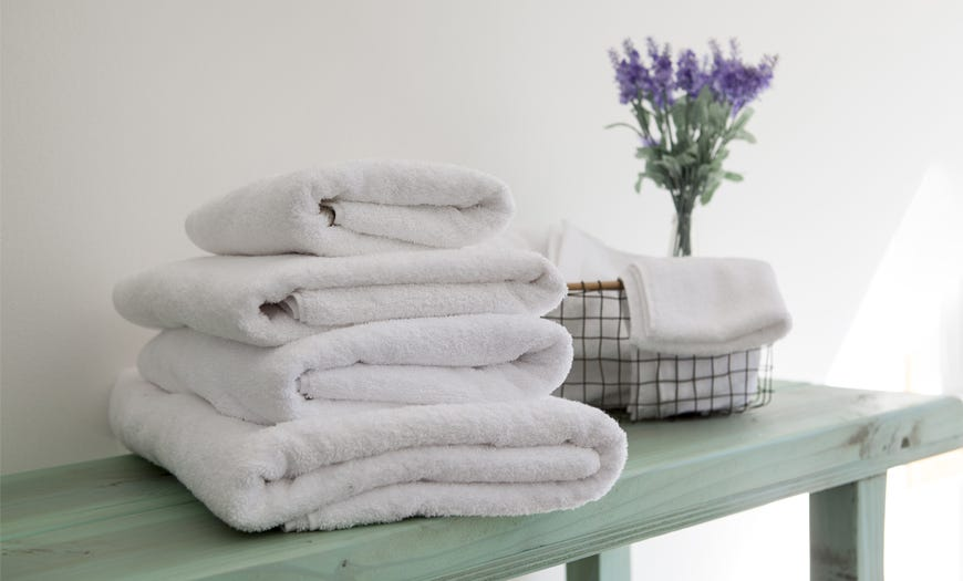 Aprende a lavar tus toallas como un experto