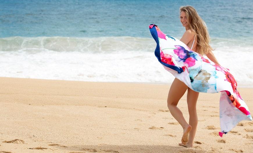 ¡Las toallas de playa más lindas están en Cannon!